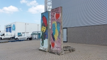 <h5>Thanks David Eerdmans</h5><p>© Berlin Wall in &#039;s-Heerenberg by &lt;a href=&quot;https://twitter.com/DavidEerdmans&quot; target=&quot;_blank&quot;&gt;David Eerdmans&lt;/a&gt;</p>