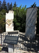 <h5>Thanks Victorgrigas</h5><p>© &lt;a href=&quot;http://commons.wikimedia.org/wiki/File:A_portion_of_the_Berlin_Wall_In_Mountian_View,_California.jpg#mediaviewer/File:A_portion_of_the_Berlin_Wall_In_Mountian_View,_California.jpg&quot; target=&quot;_blank&quot; &gt;A portion of the Berlin Wall In Mountian View, California&lt;/a&gt;&quot; by &lt;a href=&quot;//commons.wikimedia.org/wiki/User:Victorgrigas&quot; title=&quot;User:Victorgrigas&quot; target=&quot;_blank&quot; &gt;Victorgrigas&lt;/a&gt; - &lt;span class=&quot;int-own-work&quot;&gt;Own work&lt;/span&gt;. Licensed under &lt;a href=&quot;http://creativecommons.org/publicdomain/zero/1.0/deed.en&quot; title=&quot;Creative Commons Zero, Public Domain Dedication&quot; target=&quot;_blank&quot; &gt;CC0&lt;/a&gt; via &lt;a href=&quot;//commons.wikimedia.org/wiki/&quot; target=&quot;_blank&quot; &gt;Wikimedia Commons&lt;/a&gt;. </p>