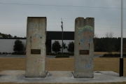 <h5>Thanks Michael Sean Nix</h5><p>&lt;a href=&quot;http://commons.wikimedia.org/wiki/File:Sections_of_Berlin_Wall_at_in_Spartanburg.jpg#mediaviewer/File:Sections_of_Berlin_Wall_at_in_Spartanburg.jpg&quot; target=&quot;_blank&quot;&gt;Sections of Berlin Wall at in Spartanburg&lt;/a&gt;&quot; by Micheal Sean Nix - &lt;a class=&quot;external free&quot; href=&quot;http://www.hmdb.org/marker.asp?marker=14171&amp;amp;Result=1&quot; target=&quot;_blank&quot; rel=&quot;nofollow&quot;&gt;http://www.hmdb.org/marker.asp?marker=14171&amp;amp;Result=1&lt;/a&gt;. Licensed under Public domain via &lt;a href=&quot;//commons.wikimedia.org/wiki/&quot; target=&quot;_blank&quot;&gt;Wikimedia Commons&lt;/a&gt;</p>