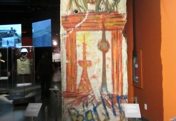 Berliner Mauer in Ottawa