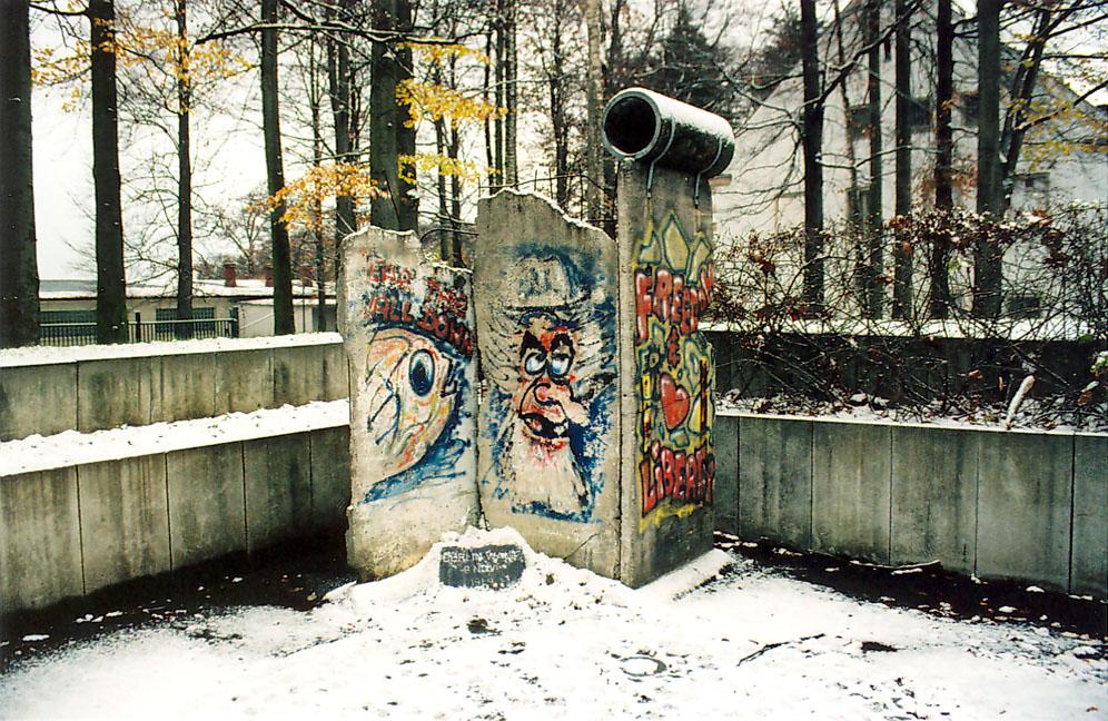Berliner Mauer in Stuttgart
