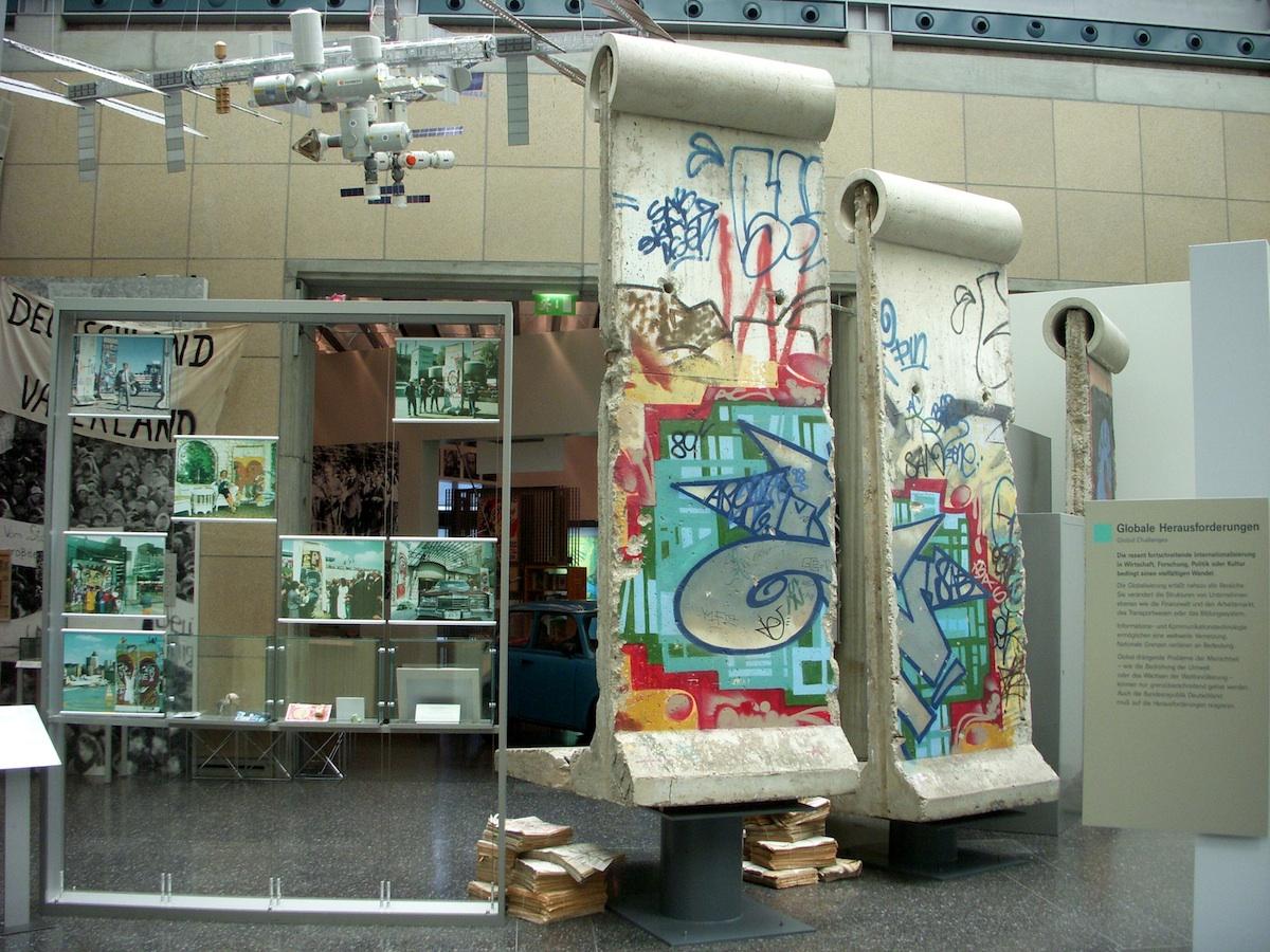 Berliner Mauer in Bonn