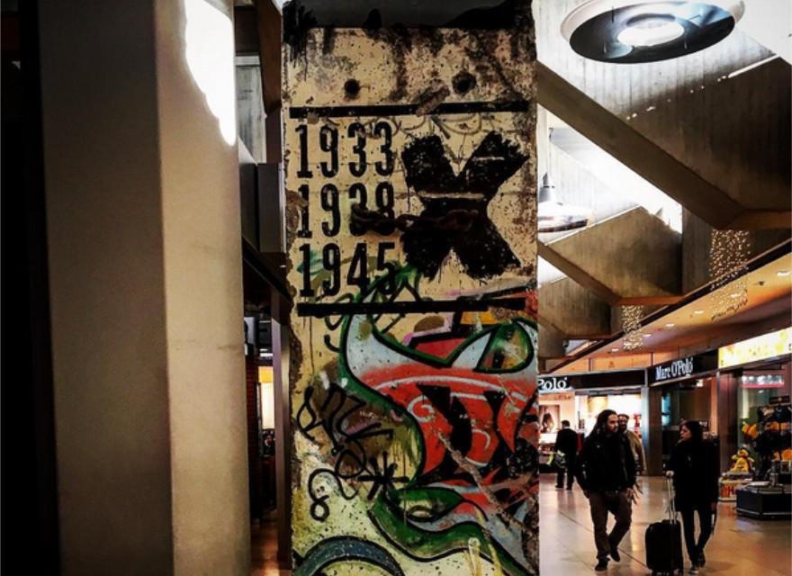 Berliner Mauer in Köln/Bonn
