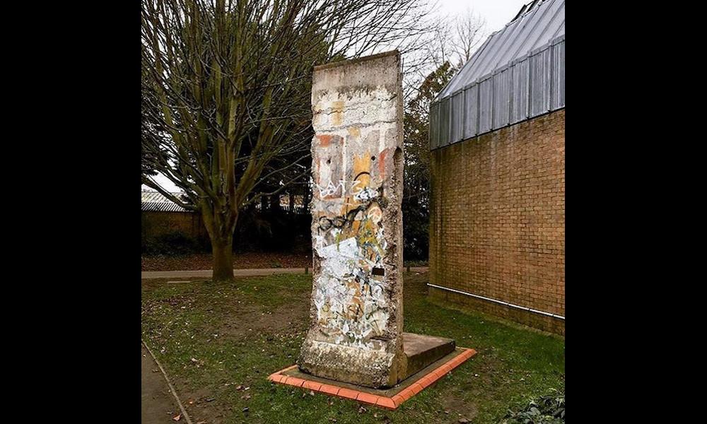 Berlin Mauer in London
