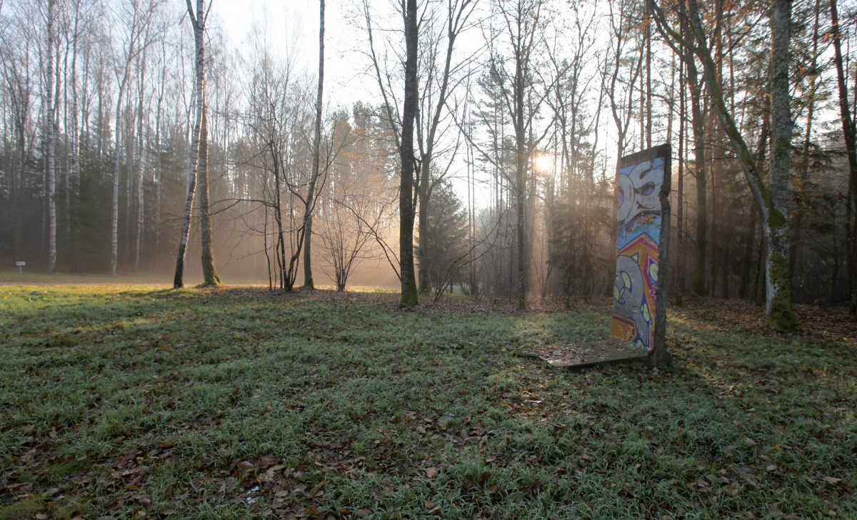 Berliner Mauer in Vilnius