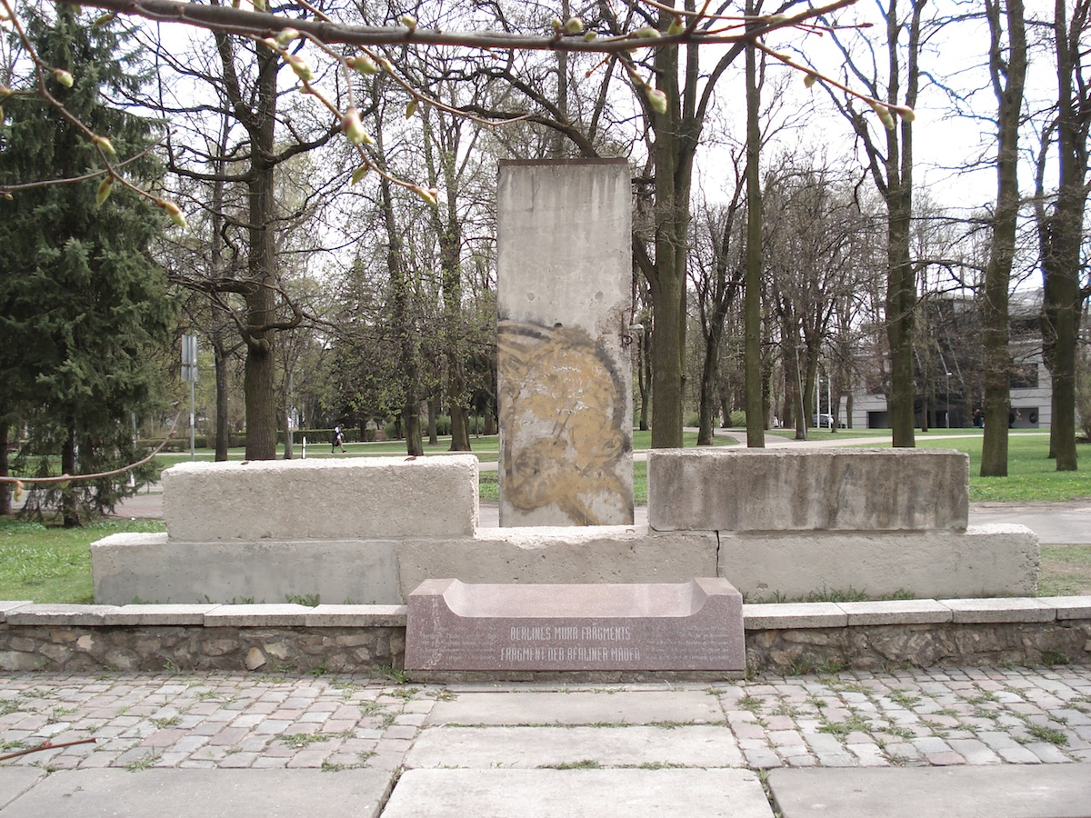 Berliner Mauer in Riga