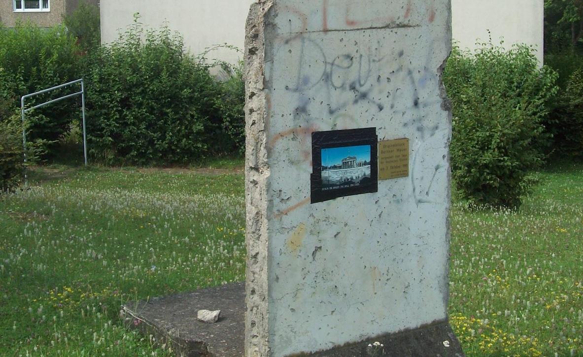 Berliner Mauer in Wertheim