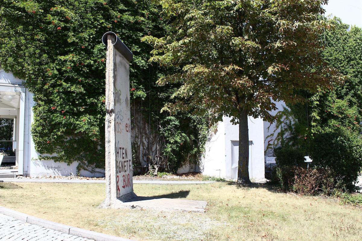 Berliner Mauer in Erding