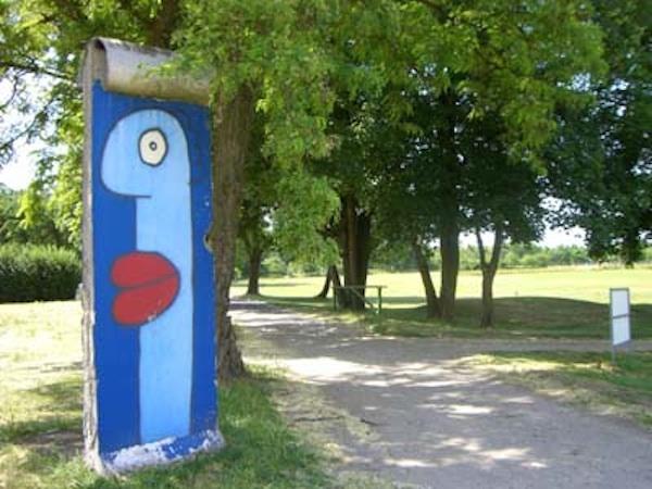 Berliner Mauer in Tremmen