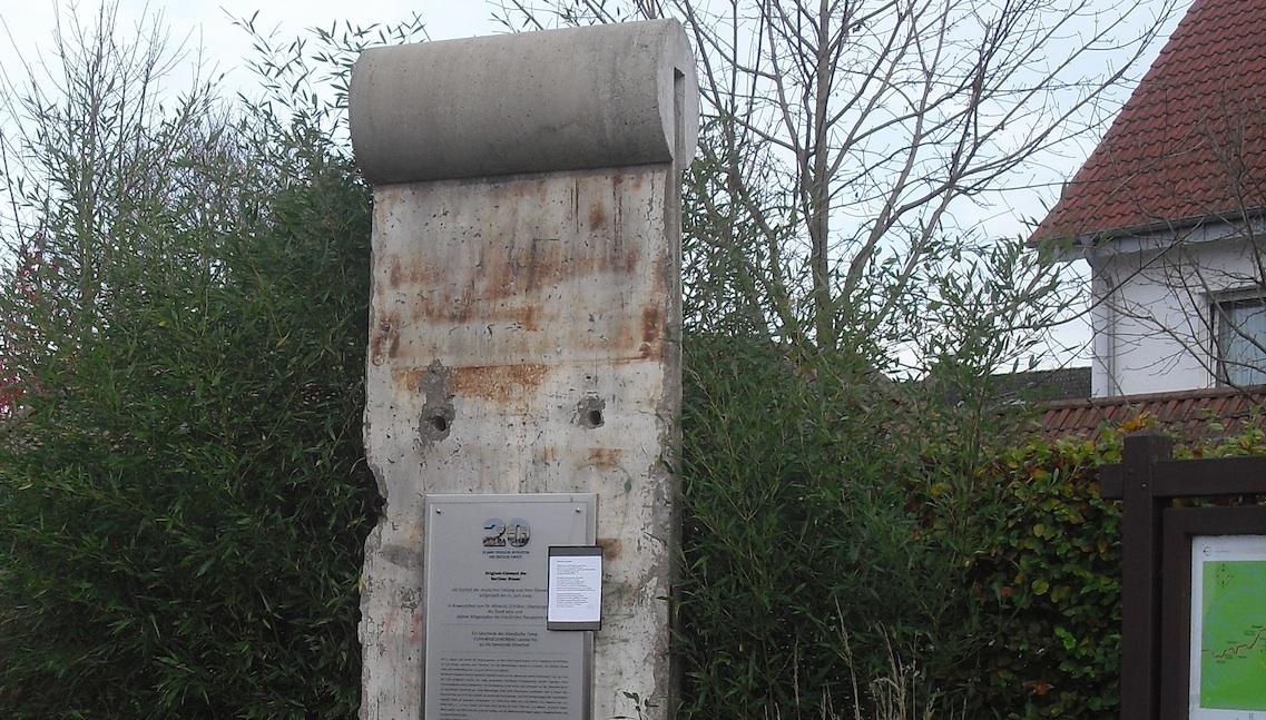 Berliner Mauer in Hövelhof