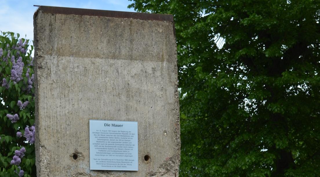 Berliner Mauer in Alsfeld