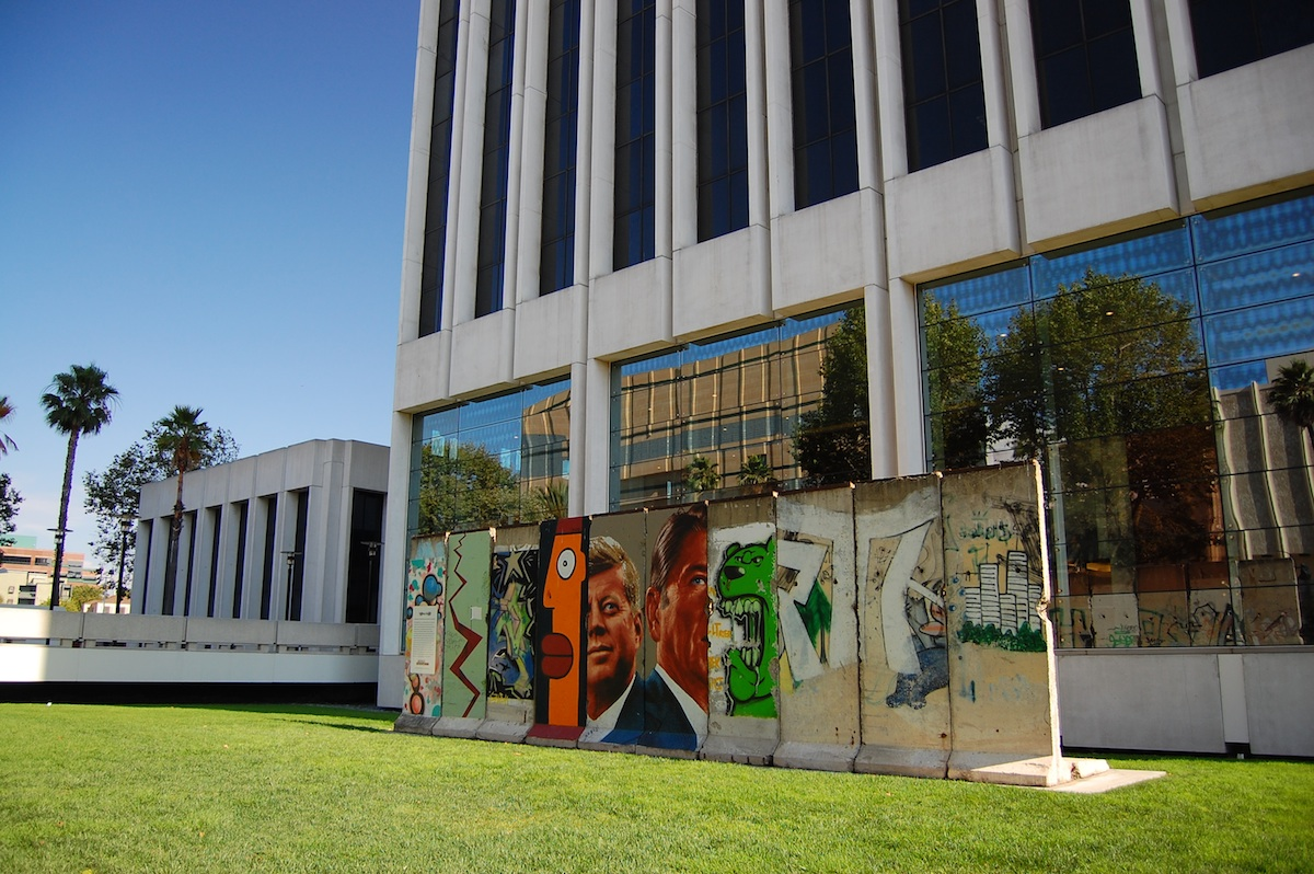 Berliner Mauer in Los Angeles