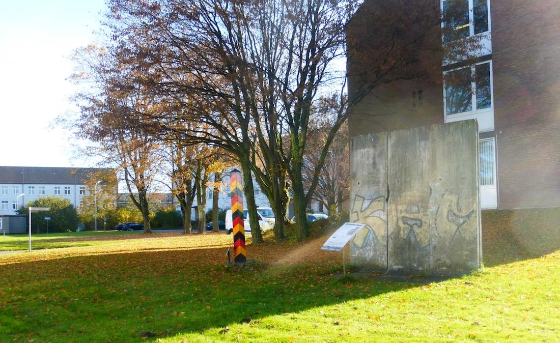 Berliner Mauer in Bückeburg