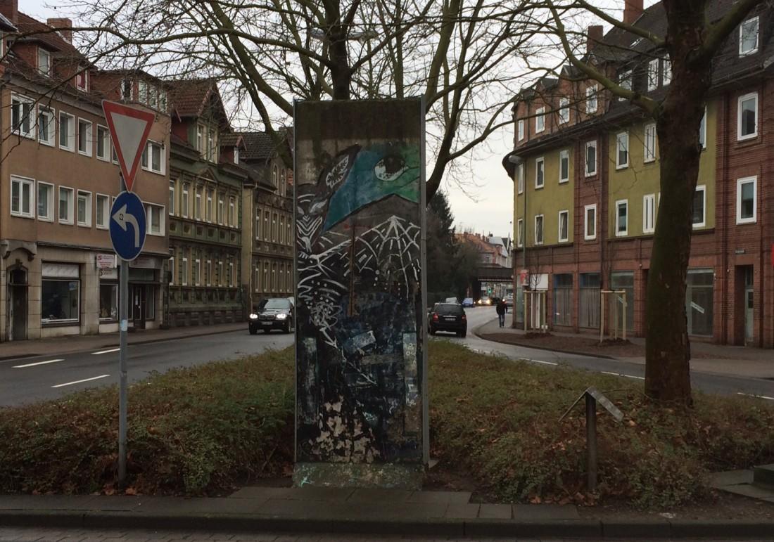 Berliner Mauer in Hameln