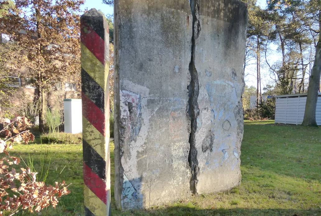 Berliner Mauer in Nienburg
