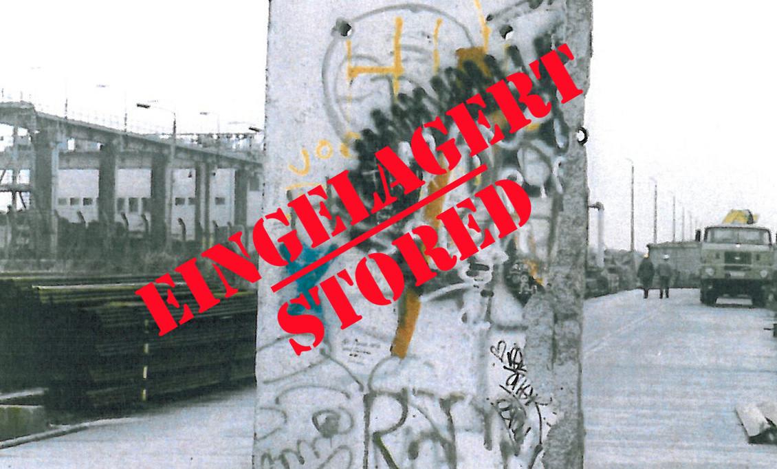 Berliner Mauer in Oelde