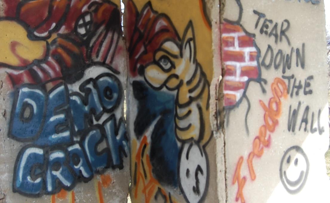 Berliner Mauer in Fort Leonard Wood