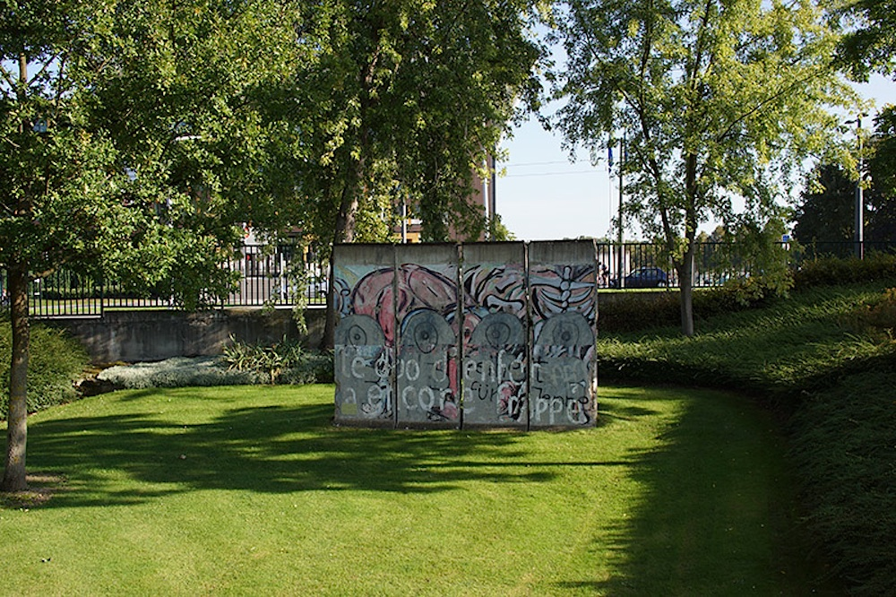 Berliner Mauer in Strassburg