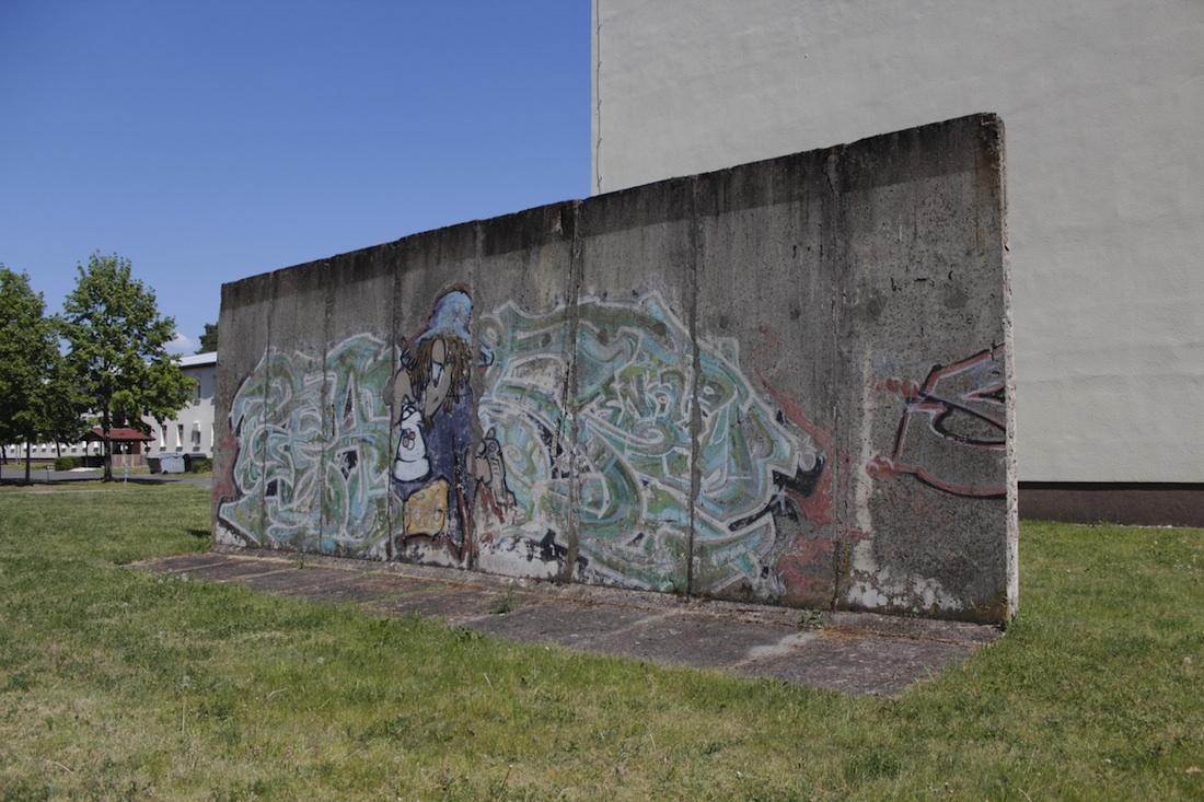 Berliner Mauer in Storkow