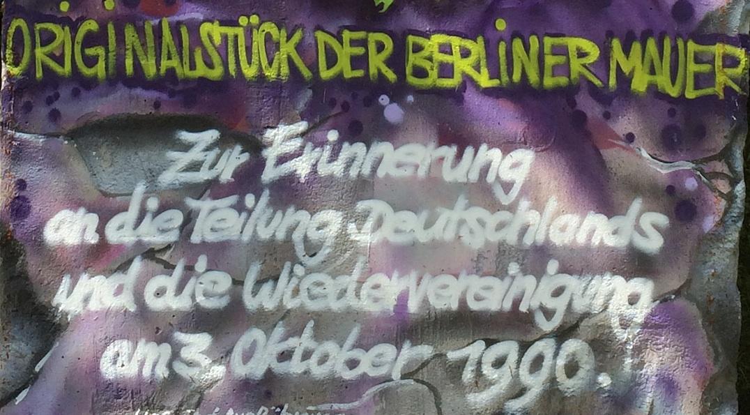 Berliner Mauer in Oberursel