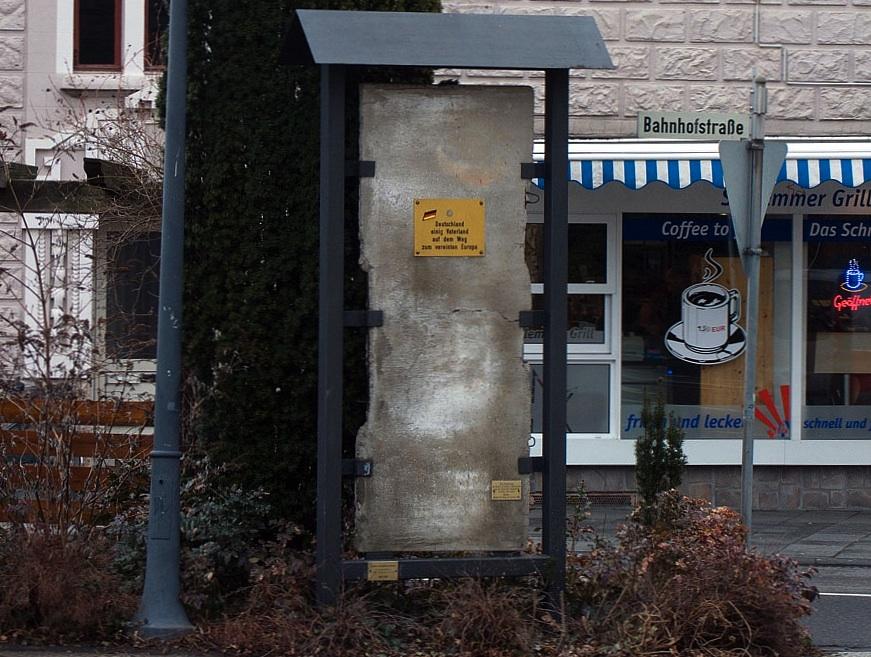 Berliner Mauer in Ahrweiler