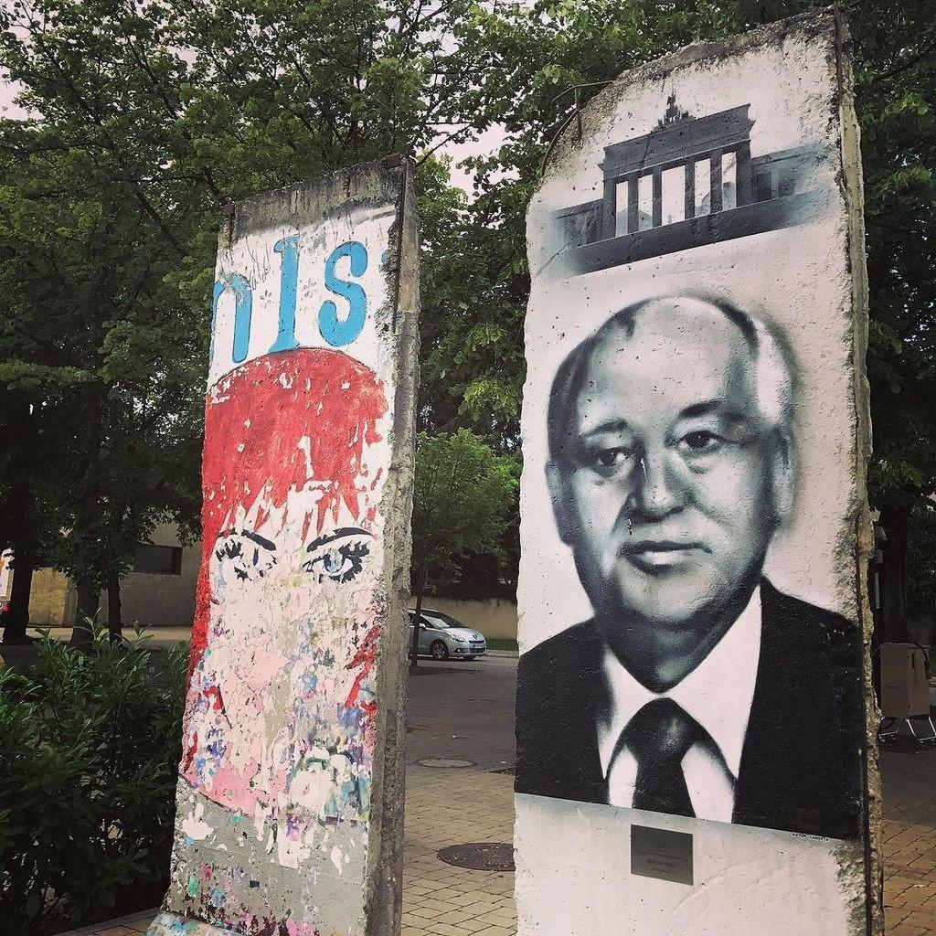 Berlin Mauer in Schengen, Luxemburg