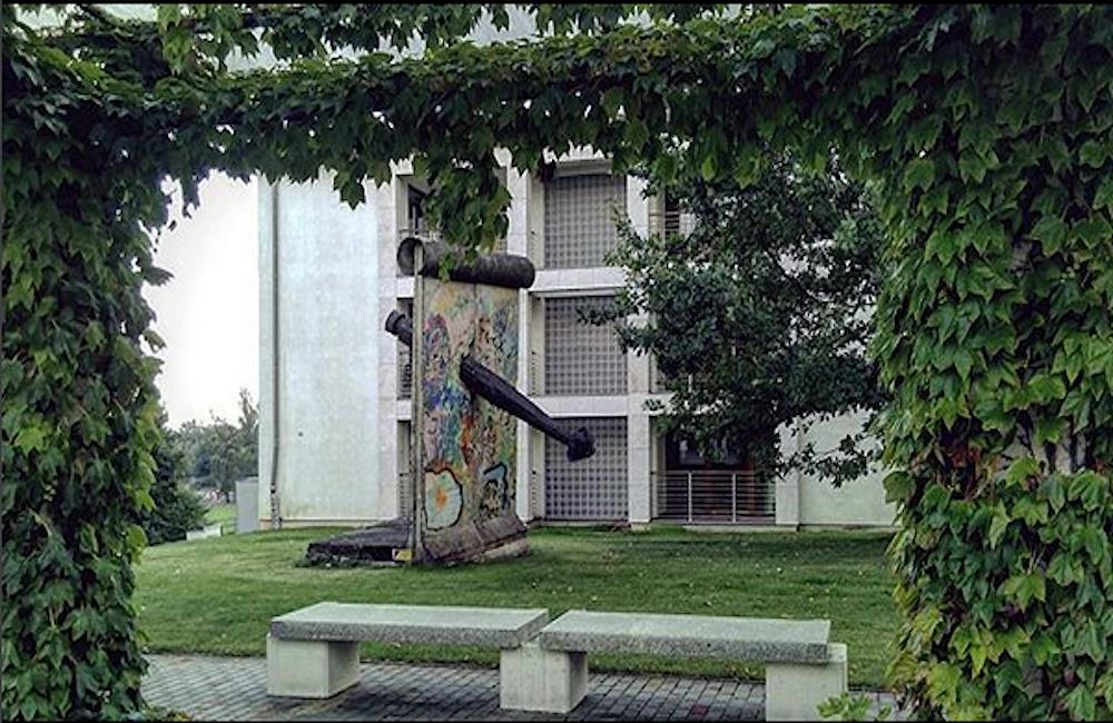 Berliner Mauer in Gniezno, PL